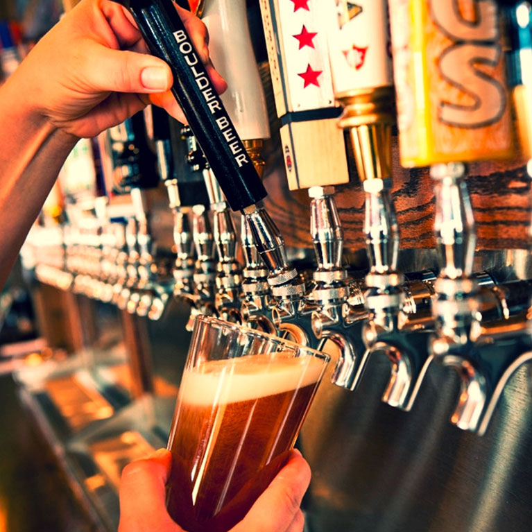 Joysticks Arcade & Eatery - Beer Taplist